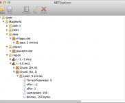 NBTExplorer main program for Mac