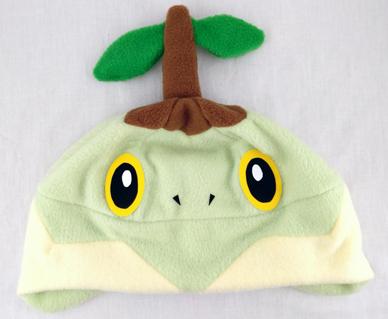 Turtwig Fleece Hat